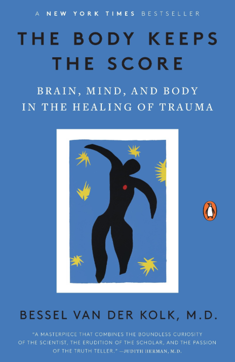 Explains the body's role in trauma and healing